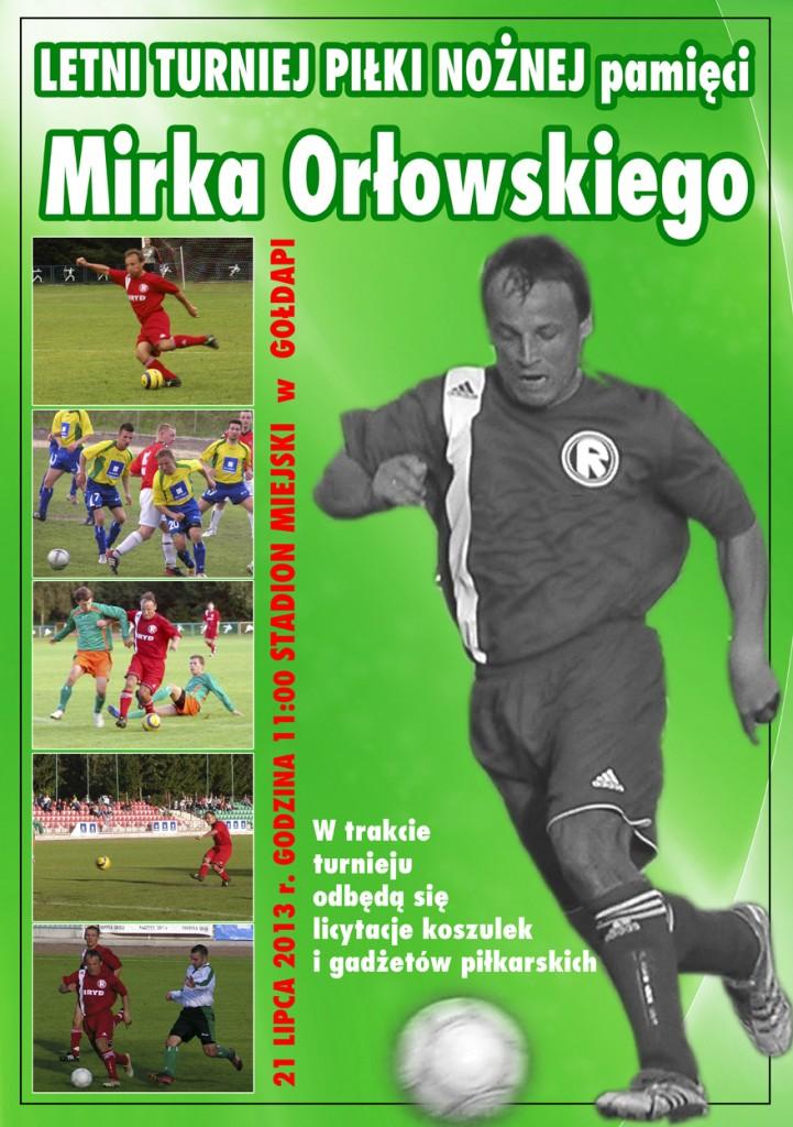 plakat turniej orlowskiego 2013
