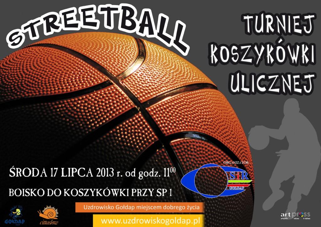 streetball plakat 2013