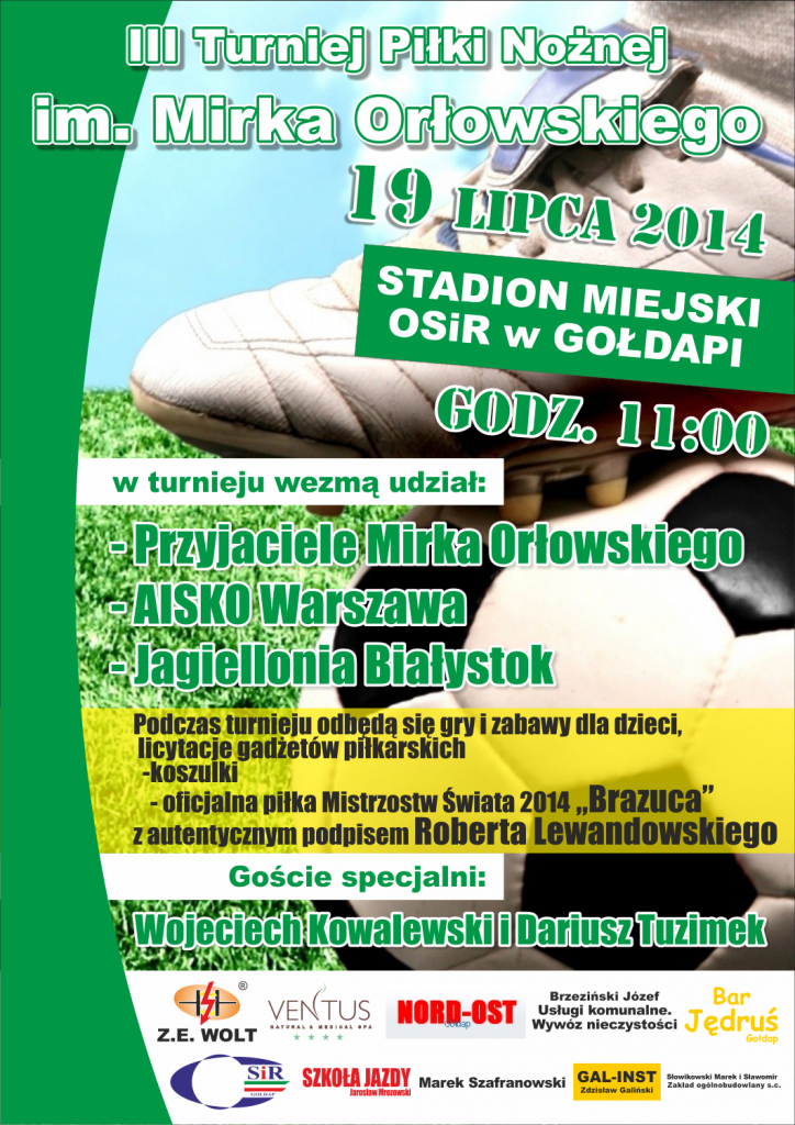III turniej Mirka