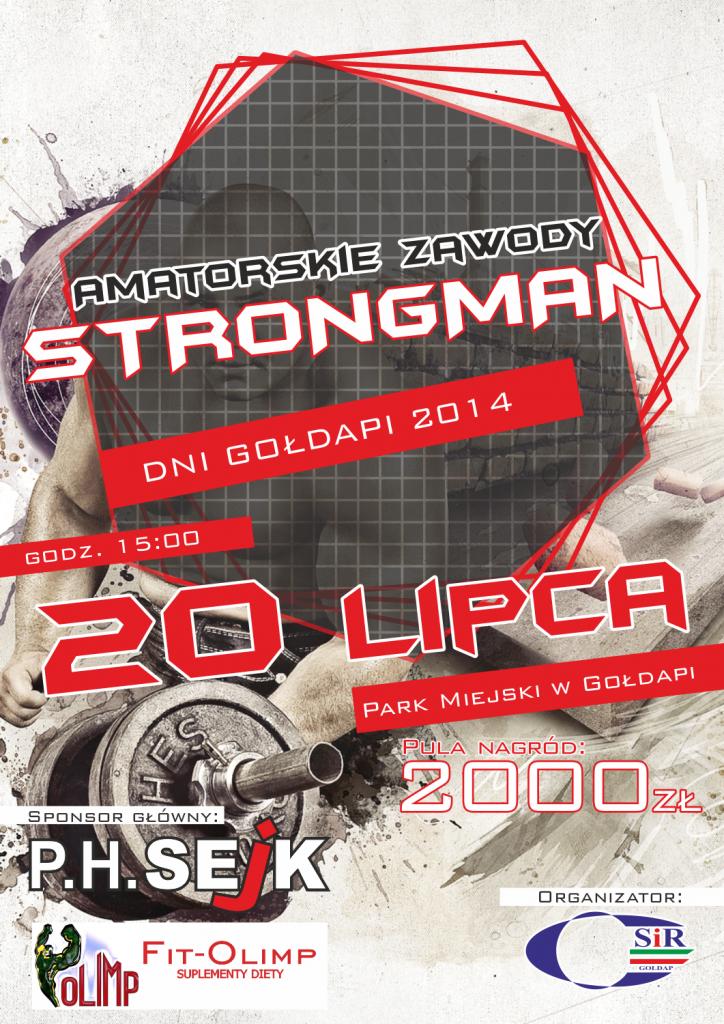 strongman 2014
