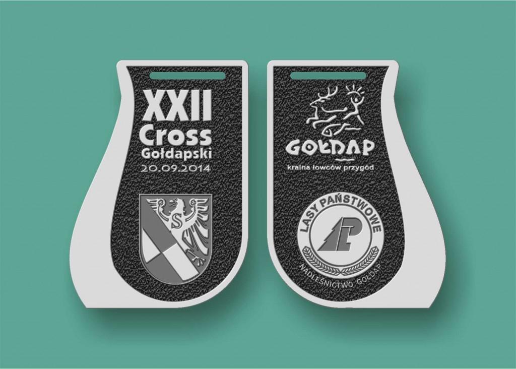 zo  1789 09 b 14 (XXII Cross Gołdapski_medal