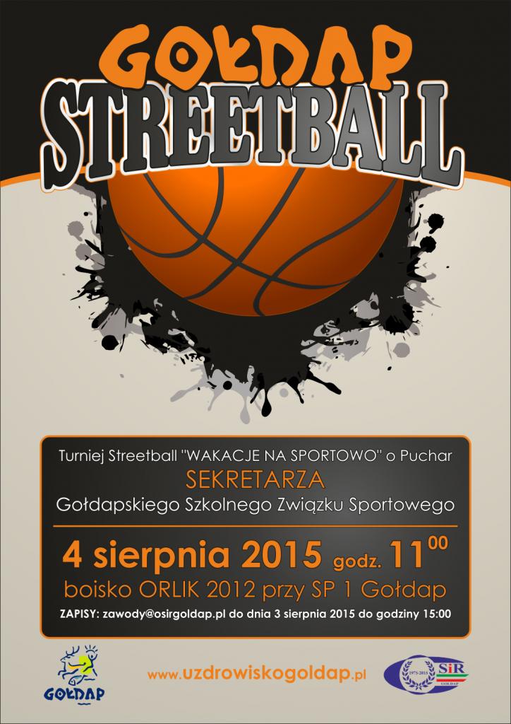 streetball gołdap