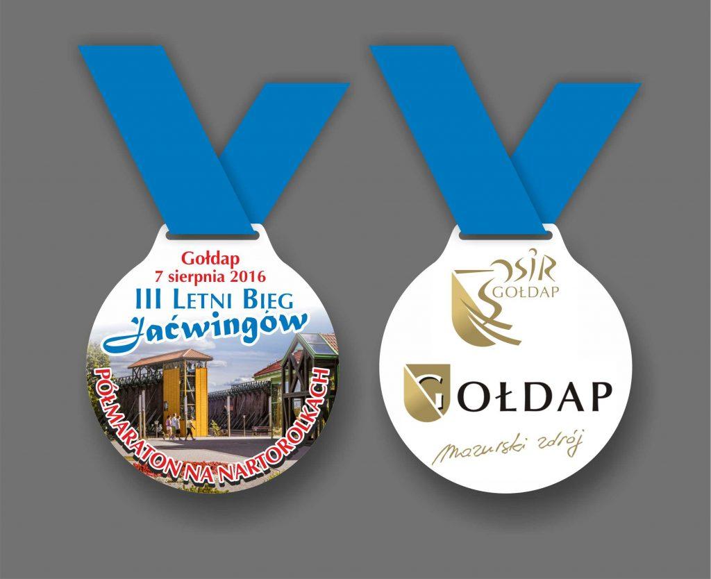 Bieg Jaćwingów goldap2016_medal stalowy2 (1)